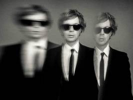 beck links with pharrell for new track, 'saw lightning'