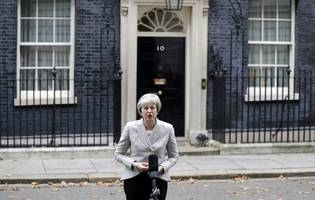 theresa may's festival of britain plan for 2022 'will stir tension in ireland'