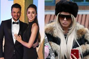 Peter Andre's wife Emily in savage dig at Katie Price's cleaning skills with sly swipe