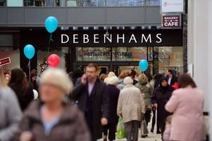 debenhams: what next for the welsh towns and cities home to the troubled department store?