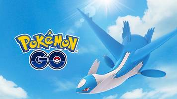 pokémon go latios raid guide: counters, movesets, and more