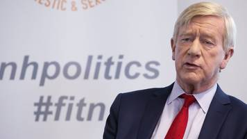 bill weld: trump to face 2020 republican challenge