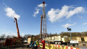 surrey earthquakes: is oil drilling causing tremors?