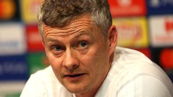 we cannot rely on fate at barca - solskjaer
