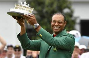 Skip Bayless: 'It was so surreal' seeing Tiger Woods win the 2019 Masters