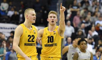 hauser brothers, joey and sam, to transfer from marquette