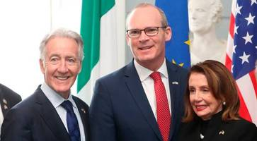 'don't even think about it' - pelosi warns trump over us-uk trade deal that threatens peace in ireland