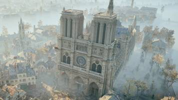 The effort to rebuild Notre-Dame Cathedral could get help from an unlikely source: A video game