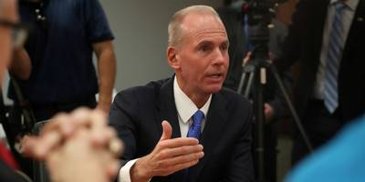 boeing's ceo should be removed as chairman of the company's board amid its 737 max crisis, a major shareholder advisor says (ba)