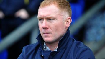 paul scholes: ex-man utd midfielder charged with allegedly breaking fa betting rules