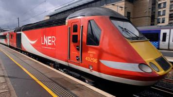 rail fault causes severe travel disruption on lner trains