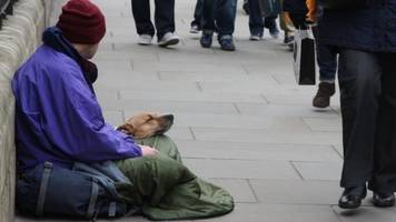 southampton begging fines removed by council