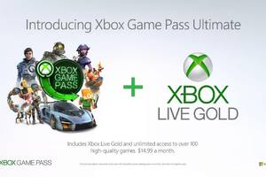 Microsoft's Xbox Game Pass Ultimate combines Xbox Live and Game Pass into $14.99-a-month subscription