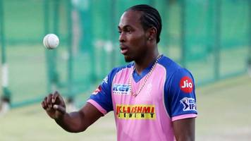 Jofra Archer: England World Cup squad place would 'not be fair morally'