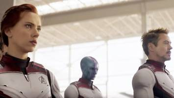'Avengers: Endgame' TV Spot Teases Superheroes' Mission 'To the End'