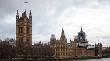 Following Notre Dame Fire, UK Lawmakers Worry About Parliament