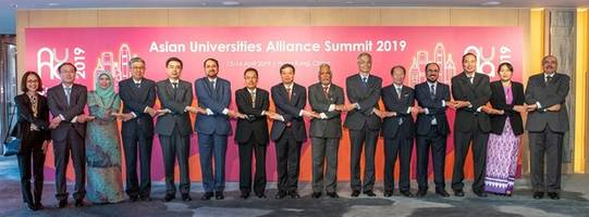 asian universities alliance summit 2019 took place successfully on 13 and 14 april 2019
