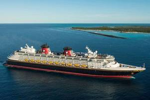 Disney wants staff to travel the world on luxury cruise liners