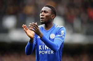 brendan rodgers reveals his plans for 'impressive' leicester city midfielder wilfred ndidi