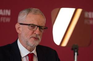 jeremy corbyn's brutal swipe at nigel farage over launch of brexit party