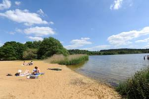 surrey set to be hotter than majorca and lisbon over easter weekend