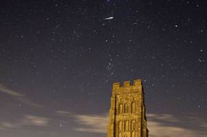 the lyrid meteor shower begins today: where and when to see it in somerset