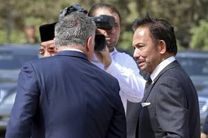 brunei wants to punish gay sex with death by stoning – can boycotts stop it?