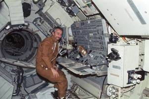 former astronaut owen garriott dies, flew on skylab station