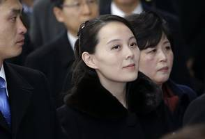 report: kim jong un's sister believed removed from country's politburo