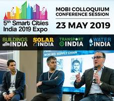 5th smart cities india 2019 expo to host india's first-ever mobi colloquium on 23rd may, 2019, at new delhi