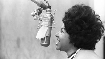 Aretha Franklin earns posthumous Pulitzer prize
