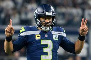 Cris Carter and Nick Wright react to Russell Wilson's record contract extension