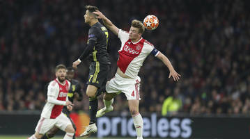 Juventus vs. Ajax Live Stream, TV Channel: How to Watch Champions League