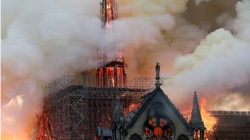 notre-dame fire: international call for architects to design new spire
