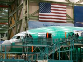 the us trade deficit hasn't been this small in 8 months, but boeing's 737 max problems suggest it may not last