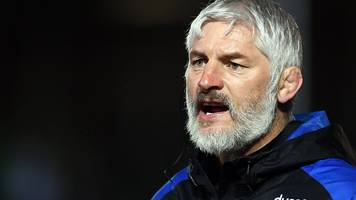 todd blackadder: bath director of rugby to leave at end of season