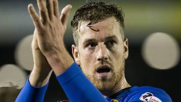 Motherwell: Liam Polworth agrees to sign from Inverness CT