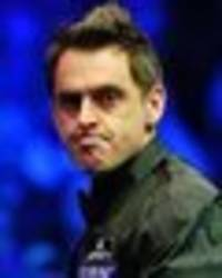 ronnie o'sullivan tipped to struggle at world snooker championship for one reason
