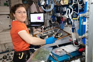 NASA astronaut Christina Koch's first space mission now set to break ISS record