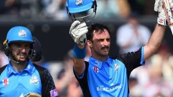 rutherford & mitchell inspire pears win over lancs