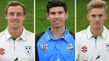 Worcestershire: Charlie Morris, Pat Brown and Adam Finch sign new contracts