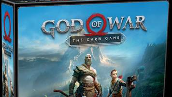 ps4 hits turn tabletop with 'god of war,' 'bloodborne' board games