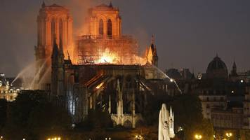 Thank DJI Drones For Helping Notre Dame Firefighters