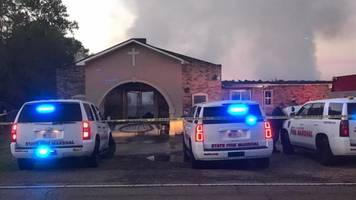 Suspect In Louisiana Church Fires Now Facing Hate Crime Charges