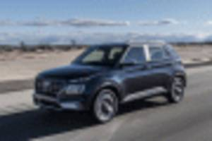 2020 Hyundai Venue is Korean brand's smallest SUV yet
