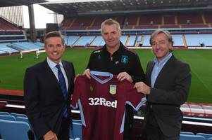 aston villa respond to claims rival chairman is 'furious' with them