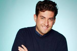 james argent's heartbreaking family tragedy inspires fight against cancer