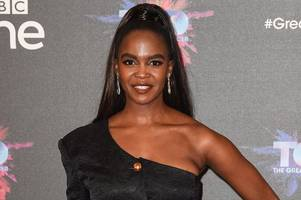 oti mabuse responds to claims she could join strictly judging panel
