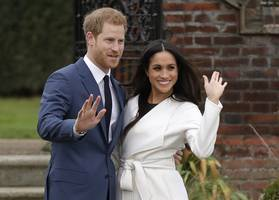 Meghan Markle Is Reportedly Looking For An American Nanny For Baby Sussex