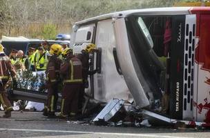 several dead in madeira tourist bus accident - mayor